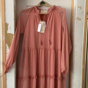 Woman's maxi dress from Intermix